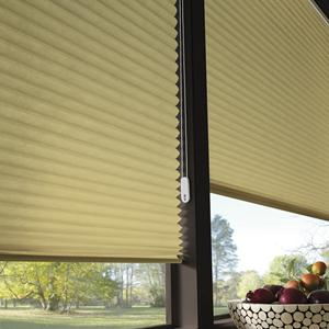 Select Light Filtering No-Holes Pleated Shades 8211