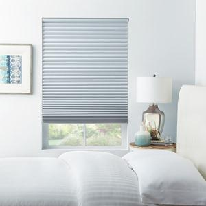 Sonoma Blackout No-Holes Pleated Shade 6720