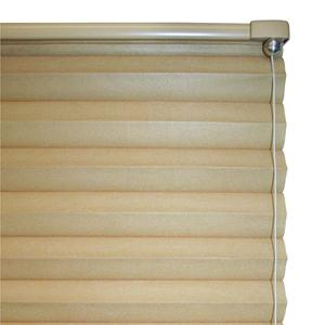 Sonoma Blackout No-Holes Pleated Shade 5111