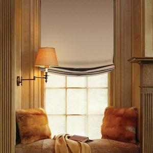 Basic Solid Roman Shades 4791