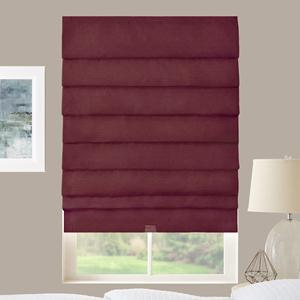 Signature Basic Solid Light Filtering Roman Shades