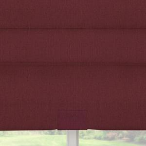 Signature Basic Solid Light Filtering Roman Shades 8349