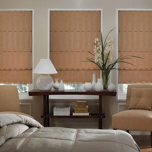 Deluxe Stripes Roman Shades 4798