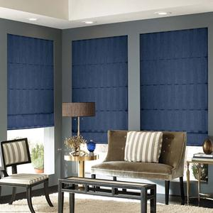 Deluxe Stripes Roman Shades 4797
