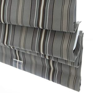 Classic Stripes Light Filtering Roman Shades 6533