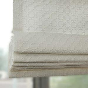Deluxe Solids Roman Shades 4803