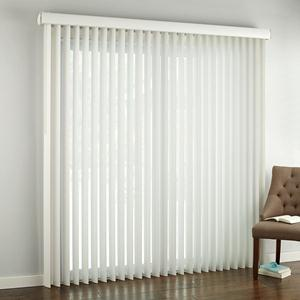 "3 1/2"" Premium Smooth Vertical Blinds"