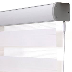 Motorization Available on Premium Flat Rollersfrom SelectBlinds.com