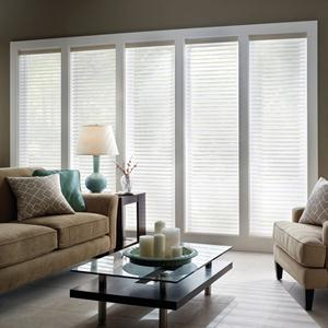 "2"" Light Filtering Sheer Shades 5163"