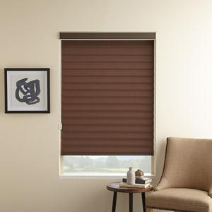 "3"" Room Darkening Sheer Shades 6794"