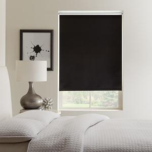 Reminiscent Vinyl Blackout Roller Shades 6354