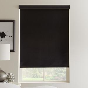 Reminiscent Vinyl Blackout Roller Shades 6288