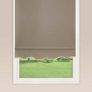 Reminiscent Vinyl Blackout Roller Shades 5146