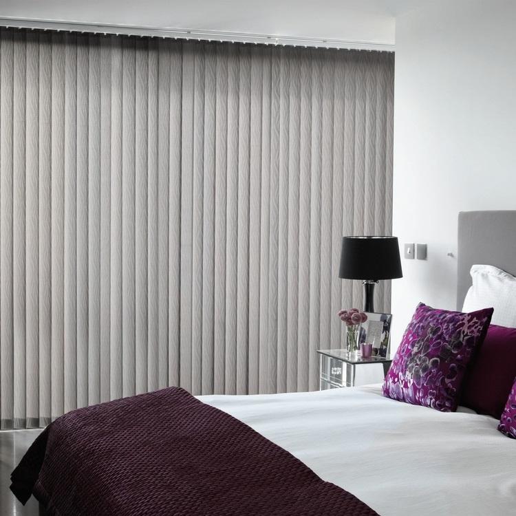 Shop our vertical window treatments