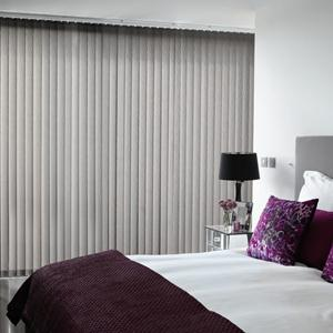 Designer Fabric Vertical Blinds 6019