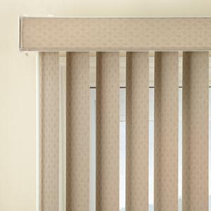 "3 1/2"" Premium Textured Vertical Blinds 6638 Thumbnail"