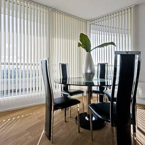 "3 1/2"" Premium Textured Vertical Blinds 5431 Thumbnail"