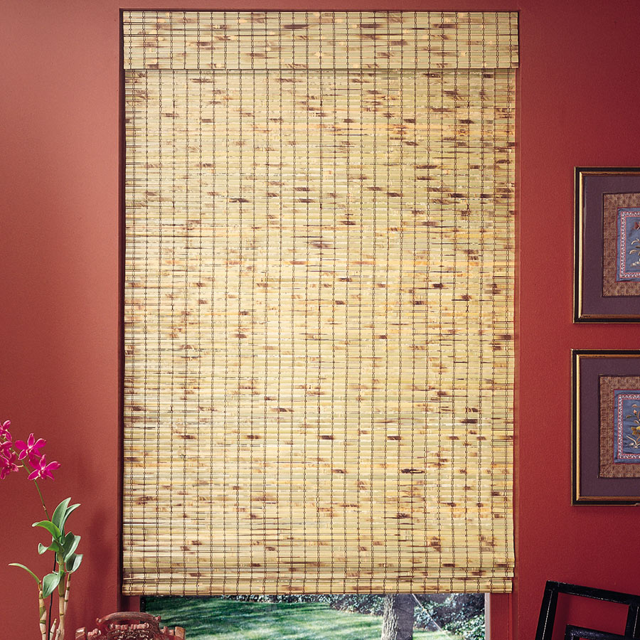 Tropical Isle Basic Bamboo Shades