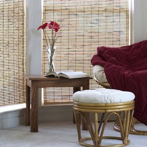Tropical Isle Basic Bamboo Shades 5056