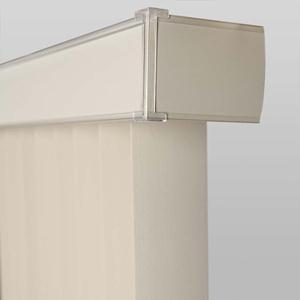 Select Faux Wood Vertical Blinds 5266