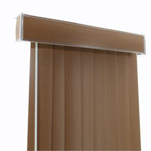 "3 1/2"" Premium Faux Wood Vertical Blinds 6025 Thumbnail"