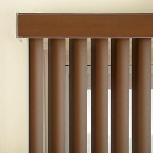 Select Faux Wood Vertical Blinds 6642