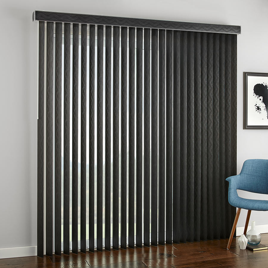 "3 1/2"" Deluxe Vertical Blinds"
