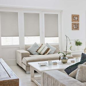 "3/8"" Double Cell Cordless Light Filtering Shades 4805"