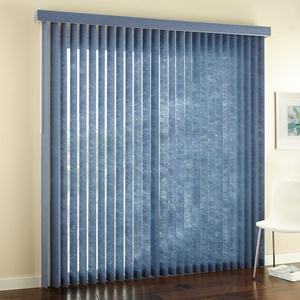 "3 1/2"" Basic Fabric Vertical Blinds 6631"