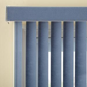 "3 1/2"" Basic Fabric Vertical Blinds 6632"