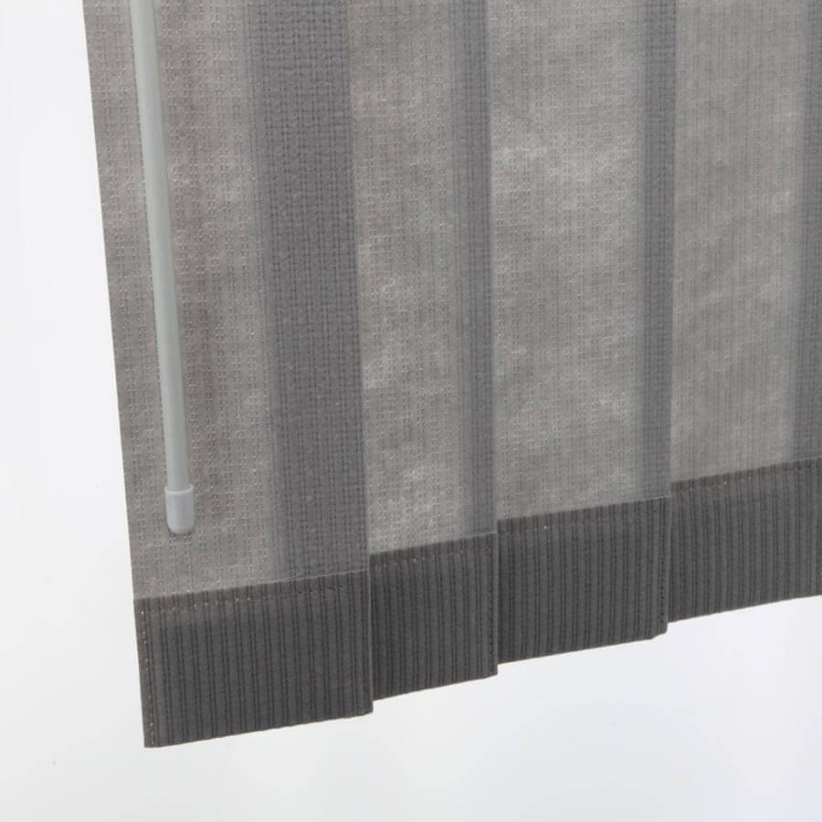 Clic Fabric Vertical Blinds