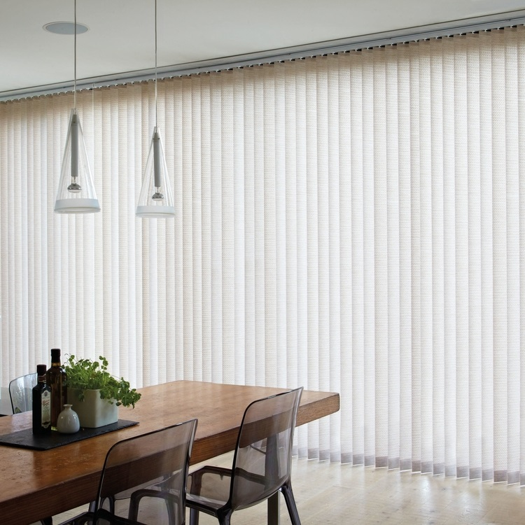 "3 1/2"" Basic Fabric Vertical Blinds"