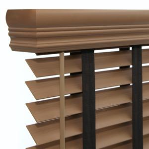 "2"" Premium Faux Wood Blinds 6031"