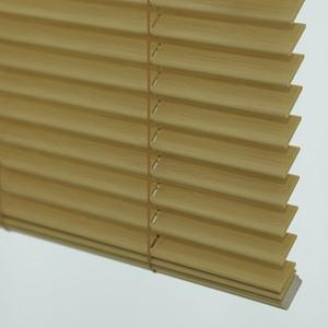 "1"" Designer Faux Wood Blinds 5908"