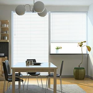 "Signature 2"" Faux Wood Blinds 5336"