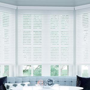 "Signature 2"" Faux Wood Blinds 6001"