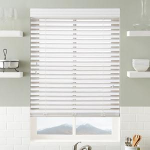 "Signature 2"" Faux Wood Blinds"
