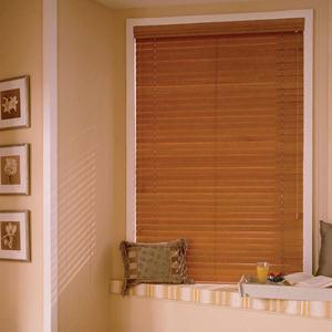 "1"" Designer Basswood Wood Blinds 5283"