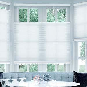 Signature Light Filtering Cordless Top Down Bottom Up Shades 5821