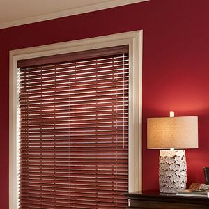 "2"" Artisan American Distressed Wood Blinds 5483"