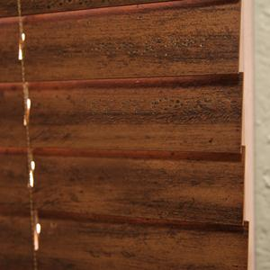 "2"" Artisan American Distressed Wood Blinds 5552 Thumbnail"