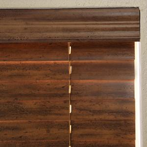 "2"" Artisan American Distressed Wood Blinds 5551 Thumbnail"