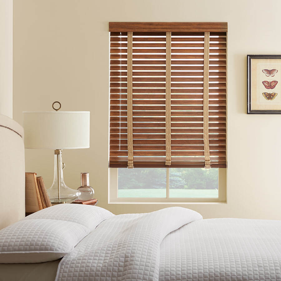 2 Artisan American Distressed Wood Blinds From Selectblinds Com