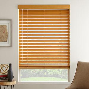 "2 1/2"" Select American Hardwood Blinds 6403"