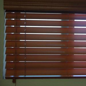 "2"" Priority Wood Blinds 5644"
