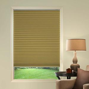 Sonoma Light Filtering No-Holes Pleated Shades 8408