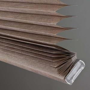 @Home Collection Solids Light Filtering Pleated 5086