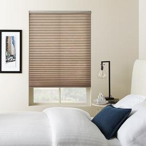 Select Light Filtering No-Holes Pleated Shades 8407