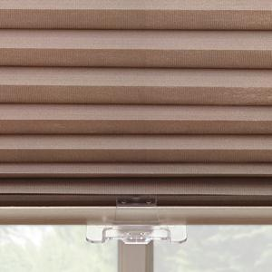 Select Light Filtering No-Holes Pleated Shades 8405