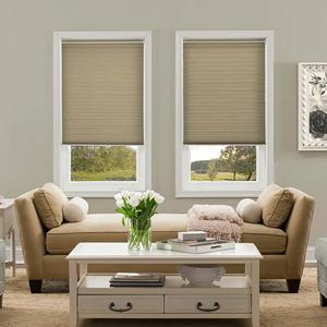 @Home Collection Solids Blackout Pleated Shades 5081 Thumbnail